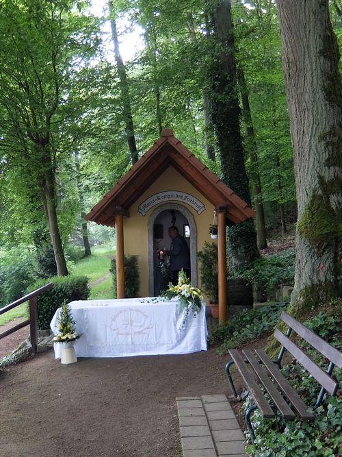 Krieger und Soldatenverein KSV-Zeitlarn: Fronleichnam 2016